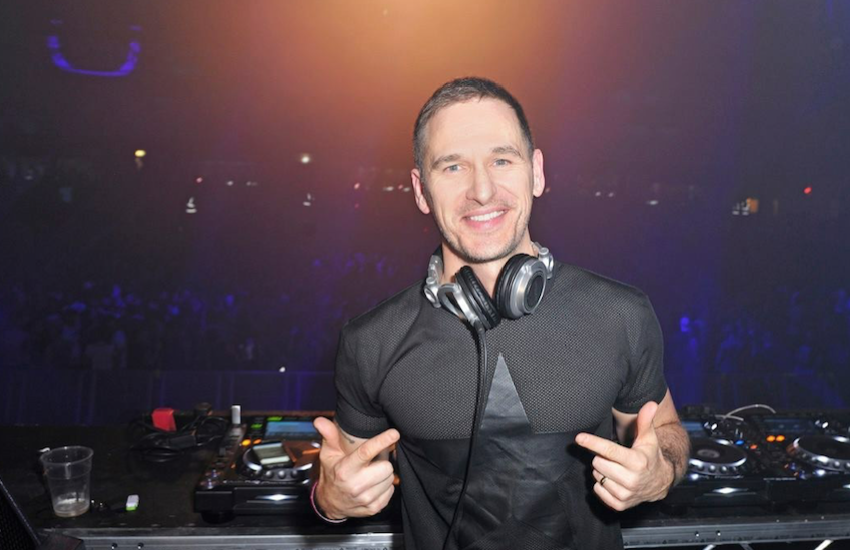 Steve Pitron is DJing at Beyond the Big Top powered by Scruff – the Official Pride In London After Party this Saturday