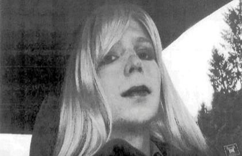 Chelsea Manning was sentenced to 35 years in a military prison for leaking secrets to WikiLeaks.