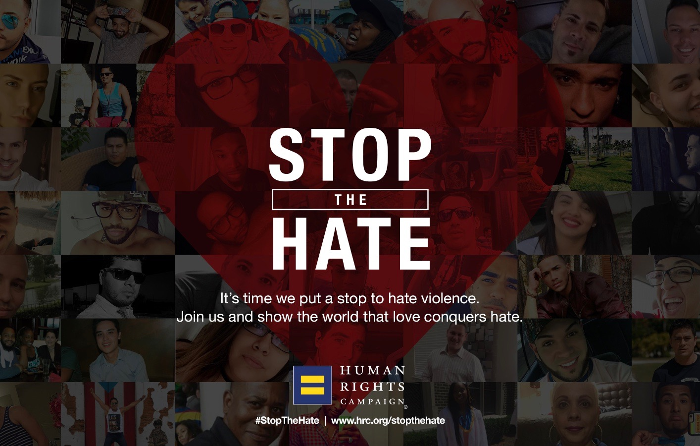 Stop the Hate, a video honoring those killed in the Pulse nightclub, will air on Logo TV