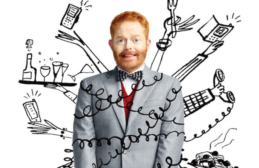 Jesse Tyler Fergusion stars in one man show Fully Committed