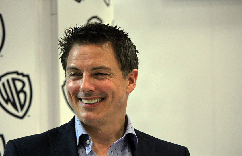 John Barrowman is putting career before parenthood for now.