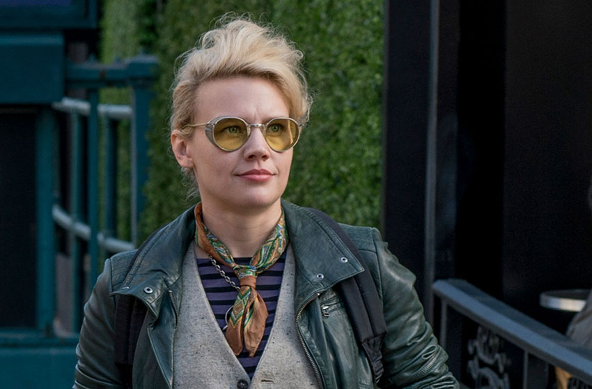 Seatbelts, everyone! Kate McKinnon is the new Ms Frizzle