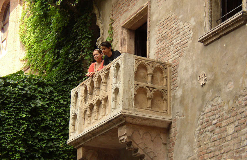 This amazing part of Verona's heritage is now available to gay couples