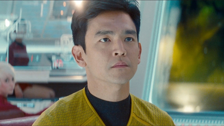 John Cho's Sulu was revealed to be gay in new Star Trek film.