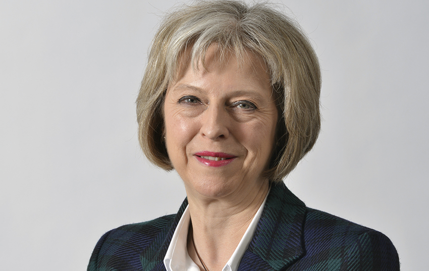 Theresa May is the new UK Prime Minister