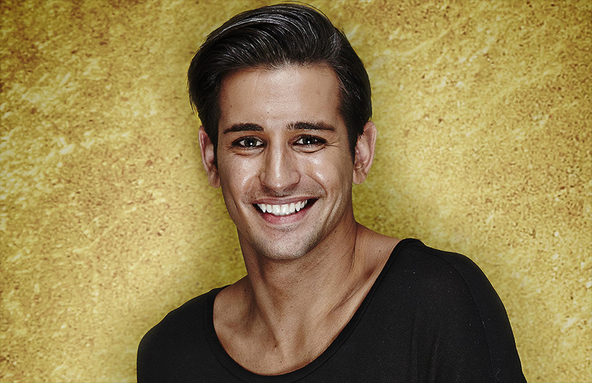 Ollie Locke launches own gay dating app