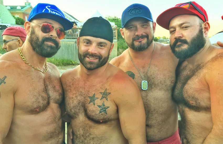 Bears Week returned to Provincetown, Massachusetts