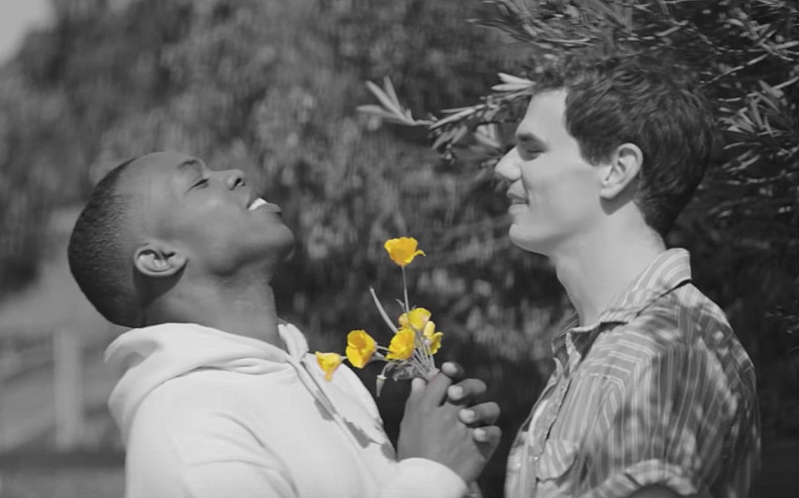 Todrick Hall and Jay Armstrong Johnson