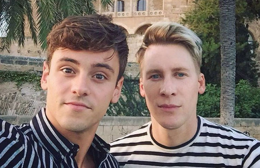 Who's the daddy? Tom has revealed his and Dustin's fatherhood plans for after the Olympics