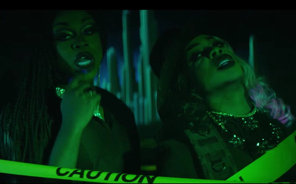 Todrick Hall invites Bob The Drag Queen to be his witch-sister