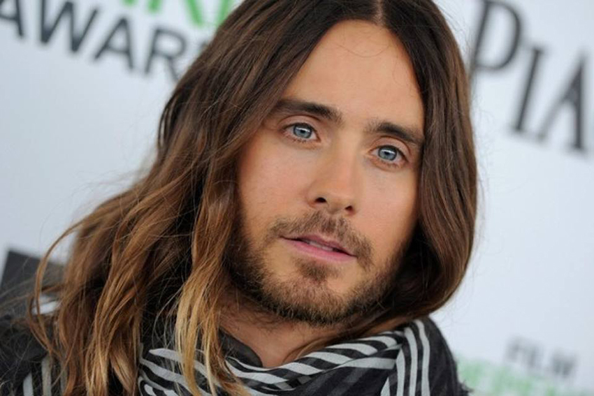 Jared Leto has spoken out against the movie industry's homophobia.