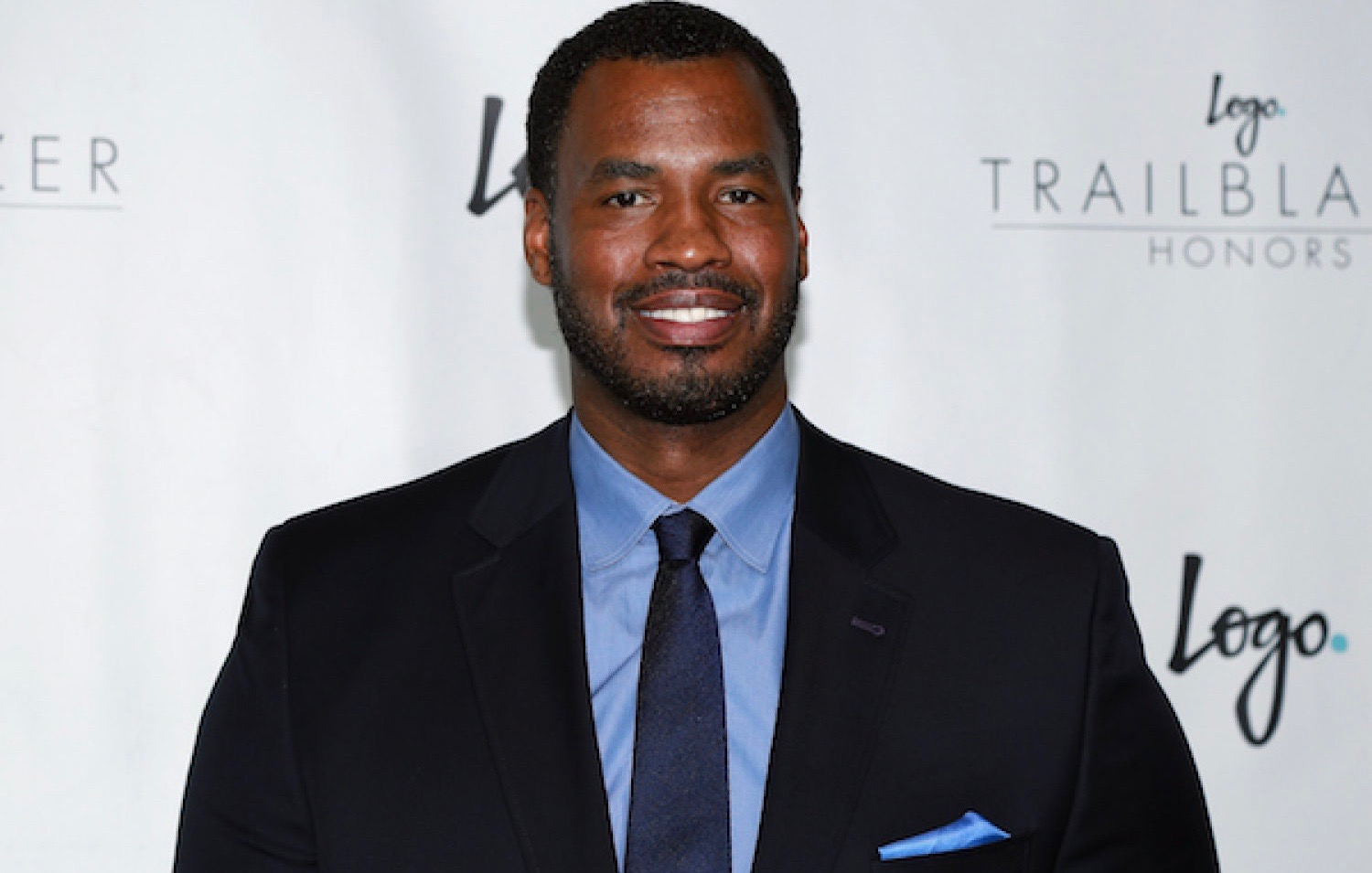 Former NBA player Jason Collins and Secretary of the Army Eric Fanning are attending 2014 Summer Games