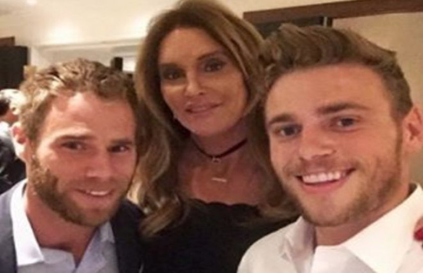Gus Kenworthy and Caitlyn Jenner attended birthday party for Prince of Brunei