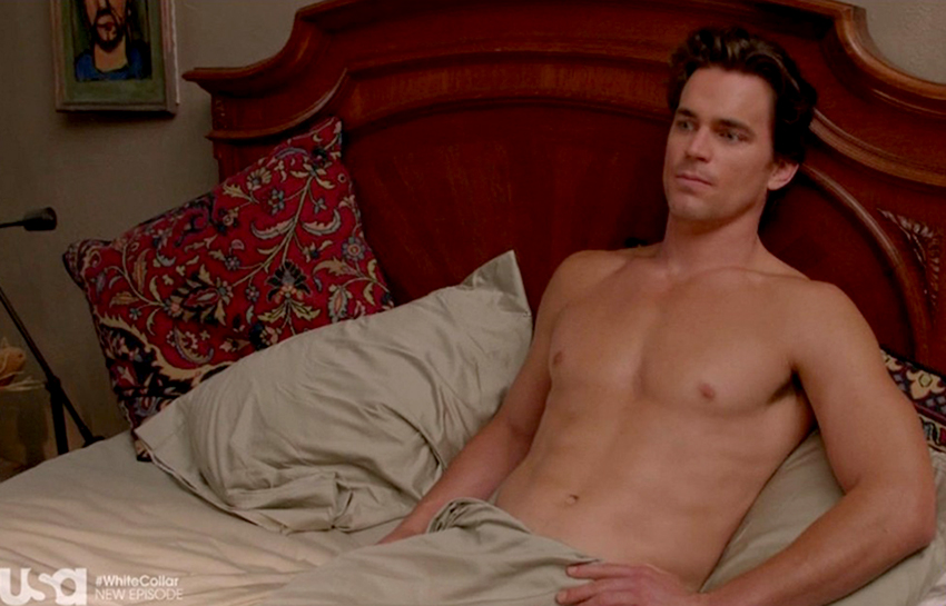 Matt Bomer is a Golden Globe Award winning actor