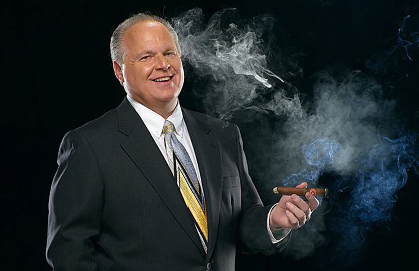 Rush Limbaugh claims lesbian farmers will 'attack' Republican areas