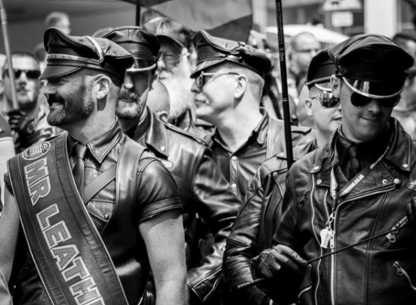 Mr Leather Europe takes place in Helsinki this year