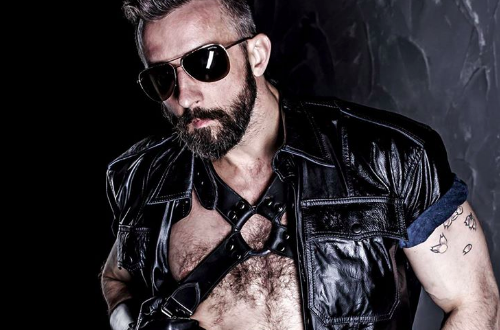 Mr. Leather Europe 2016 takes place in Helsinki this weekend