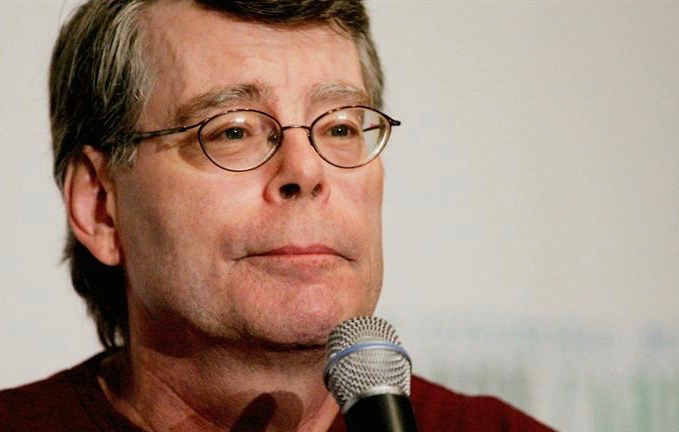 Writer Stephen King has no patience for Maine Governor Paul LePage