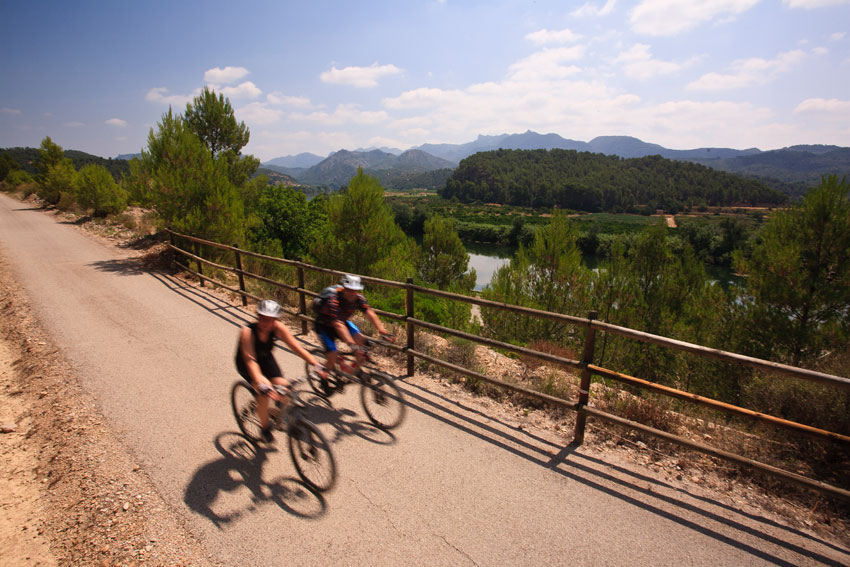 Journalist Michael Turnbull recounts his epic outing through Northeastern Spain