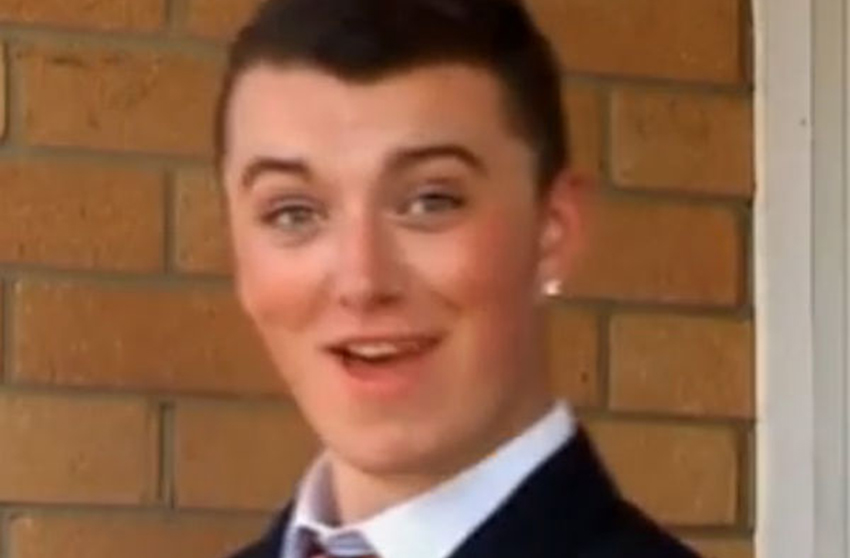 Sam Smith music from when he was 16 released