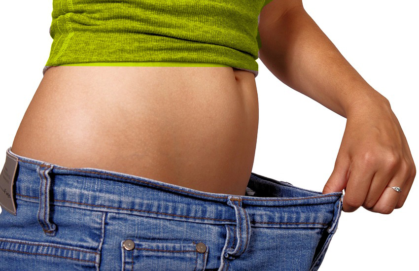 To lose weight, you sometimes need a little help.