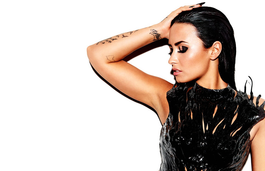 Demi Lovato released her fifth studio album Confident last October
