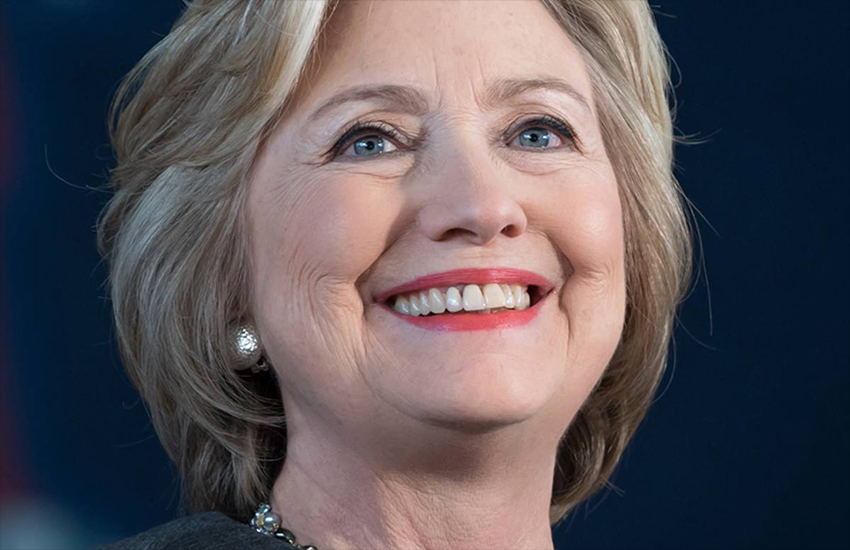Hillary Clinton has welcomed the endorsement from the NGLCC