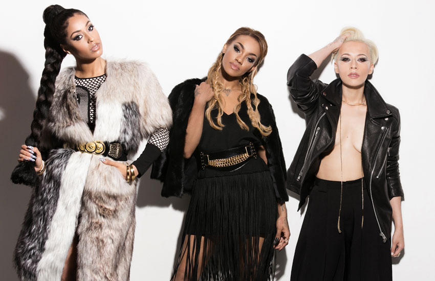 Black Heart singers Stooshe will take to the stage at Pride Glasgow this weekend
