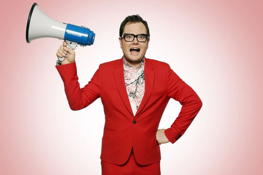 Alan Carr will host the Natwest British LGBT Awards