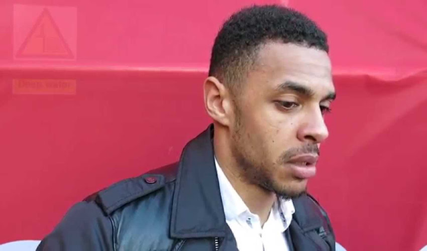 Andre Gray is a striker for Premier League club Burnley