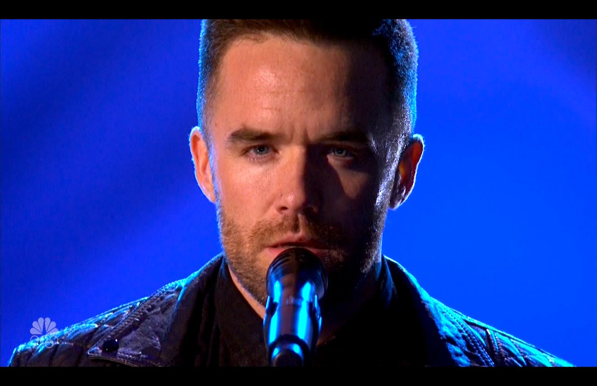 Brian Justin Crum inspired many on America's Got Talent.