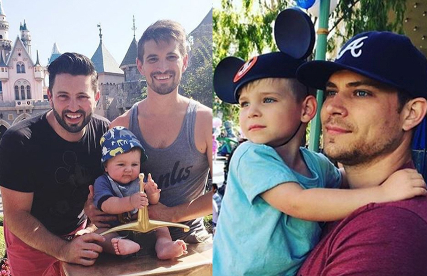 The DILFS of Disney Instagram feed has over 360k followers – and it's not hard to see why