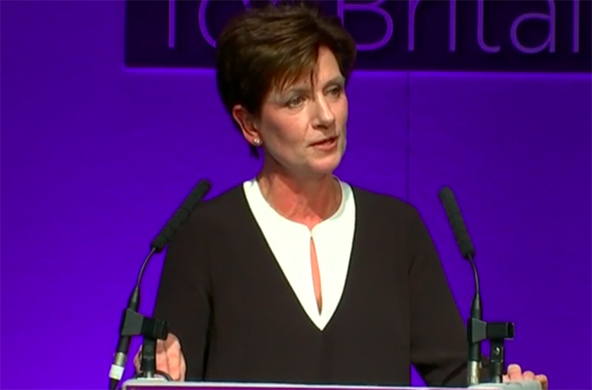 Diane James is new UKIP leader
