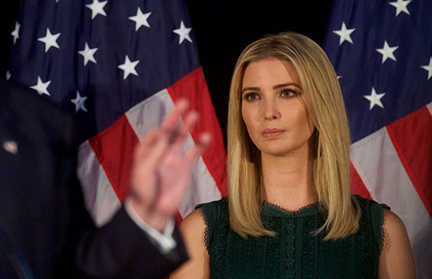 Ivanka Trump is the only daughter of Donald Trump and first wife Ivana.