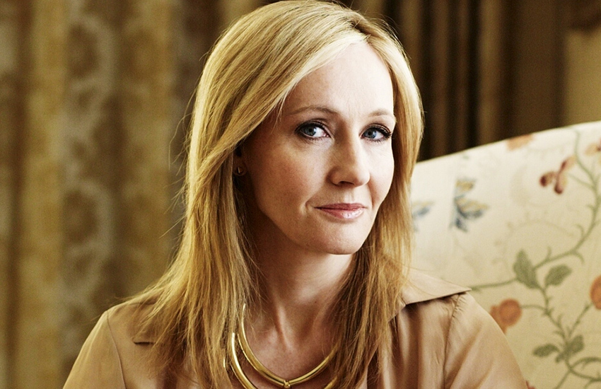 JK Rowling supports High Court judge