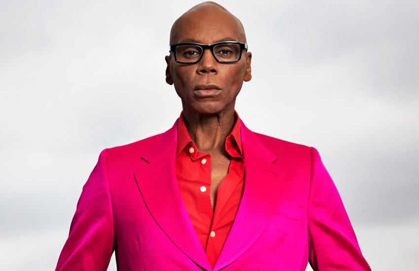 RuPaul was his first Emmy in 2016 for RuPaul's Drag Race.