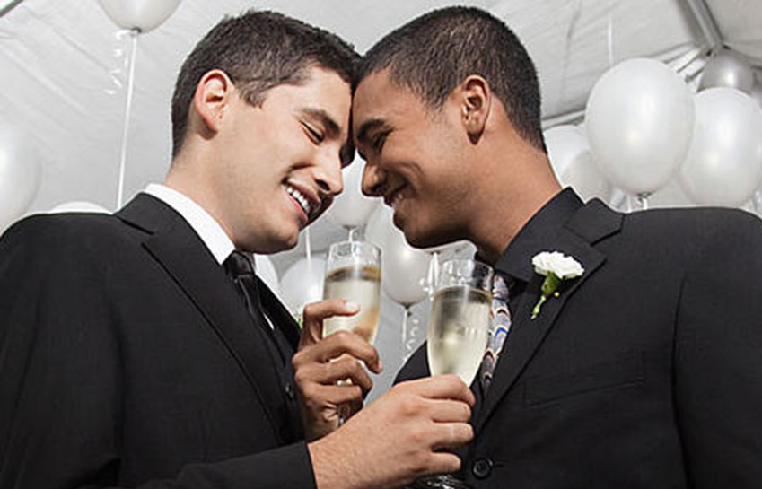 Same-sex marriage is now legal in Gibraltar