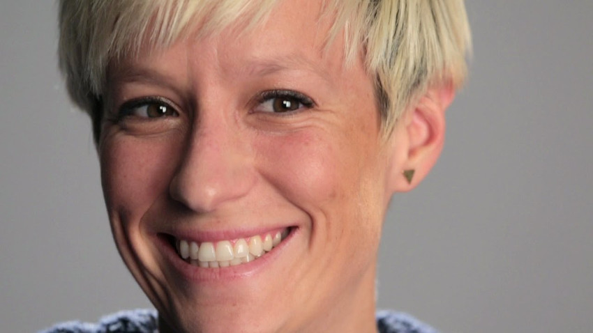 Megan Rapinoe inducted into the National Gay and Lesbian Sports Hall of Fame