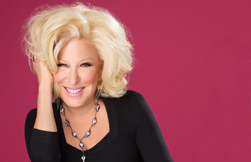 Bette Midler is already the toast of Broadway.