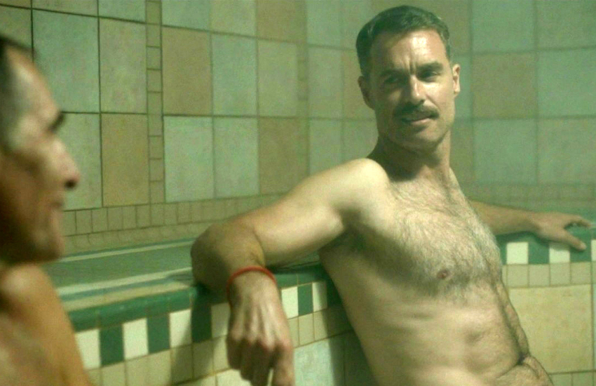 Murray Bartlett on shooting sex scenes for HBOs Looking