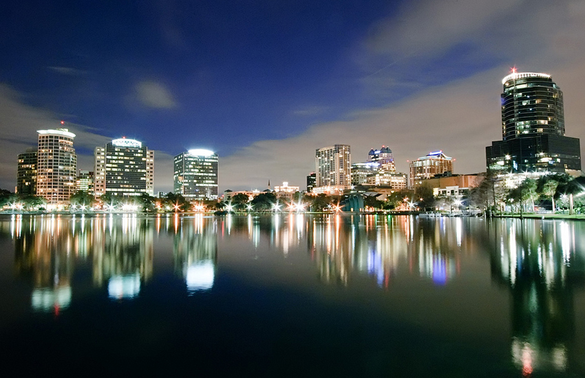Orlando is the most-visited tourist destination in the US