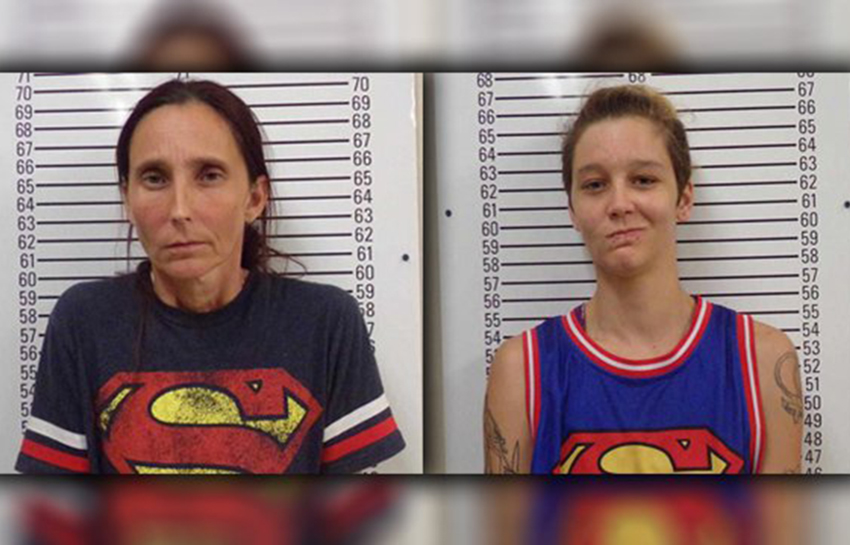 Patricia and Misty Spann could face 10 years in jail for incest marriage