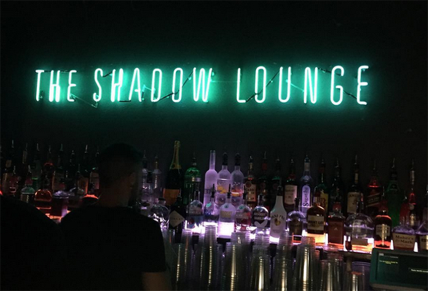The Shadow Lounge has closed down