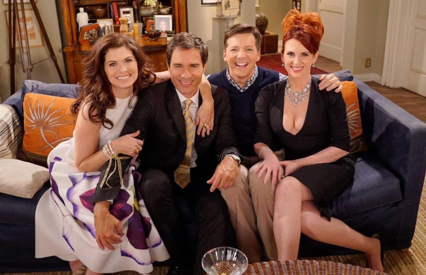 All four leads on Will & Grace won Emmys during the show's eight year run.