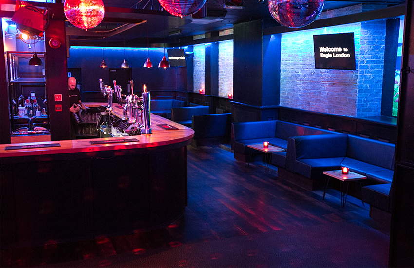 Eagle London in Vauxhall has undergone a major revamp