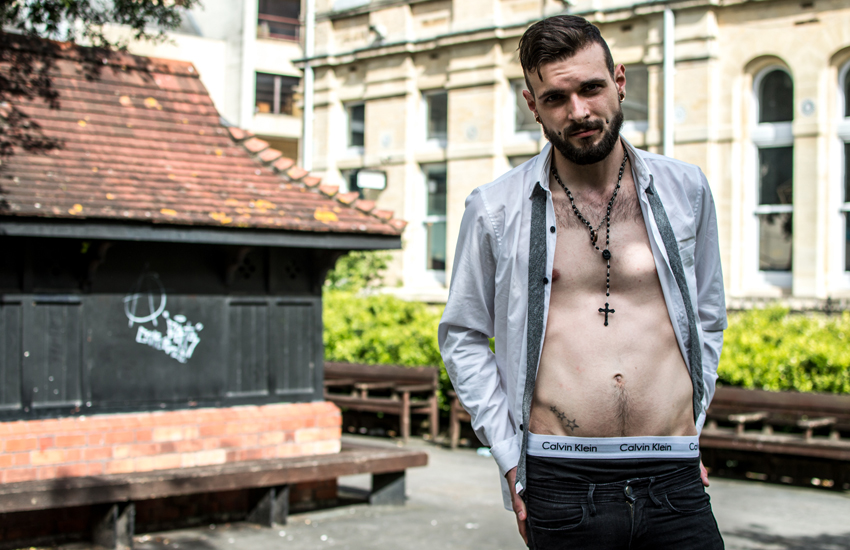 Meet the men of Cardiff in the latest issue of traveling queer mag Elska