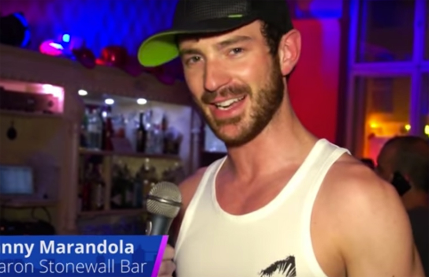 Watch as Danny Marandola explains why Berlin's Sharon Stonewall Bar is one of the city's best