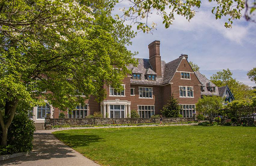 Sarah Lawrence College in New York