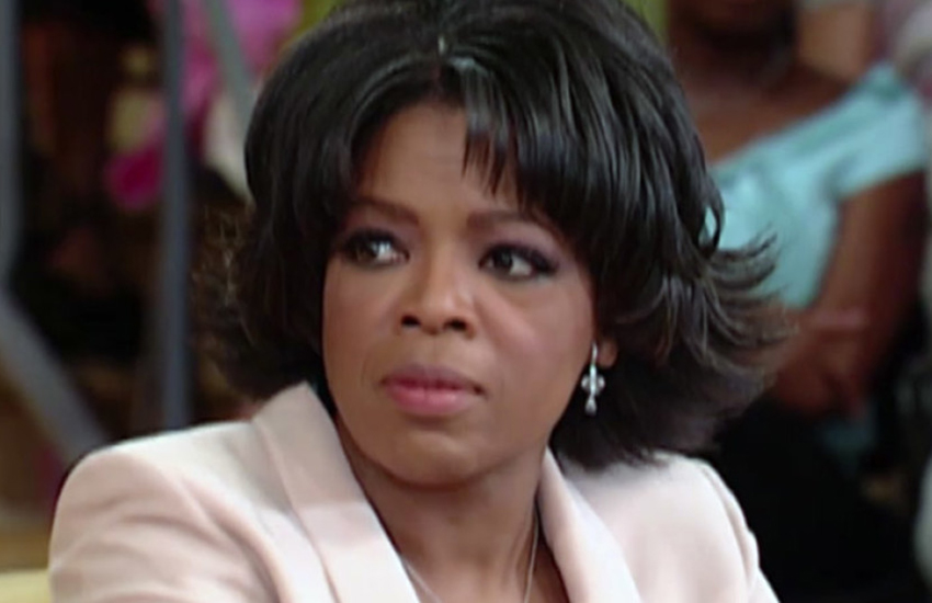 Did Oprah tell an arsonist to burn down a LGBTI center? Hell to the no