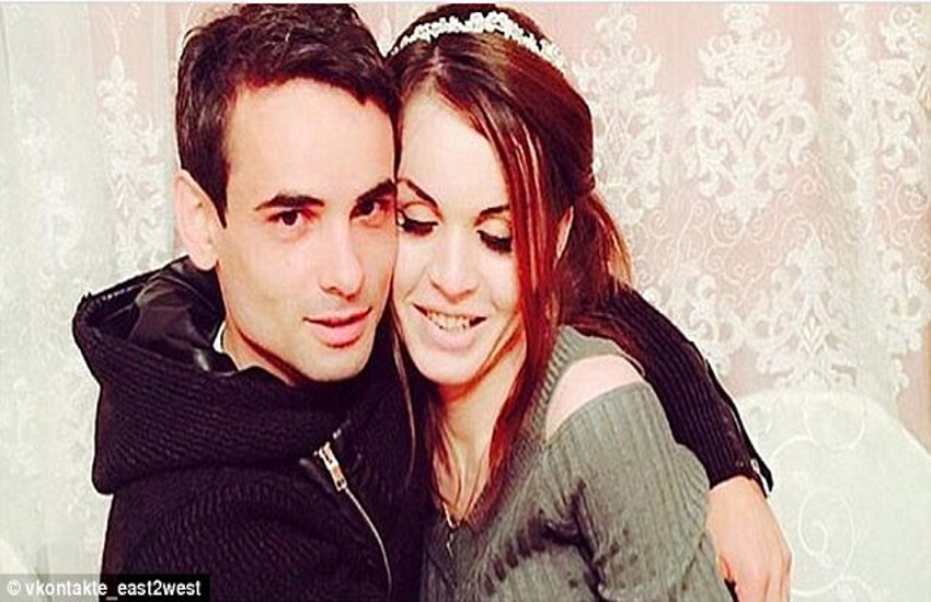 Raina was killed just days after marrying Viktor in Russia.